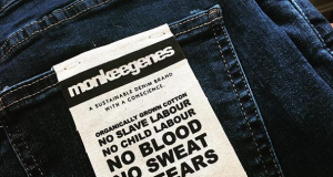 ethical fashion denim jeans brand Monkee Genes